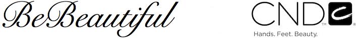 BeBeautiful - CND Gele Negle & Shellac i Køge & Roskilde Logo